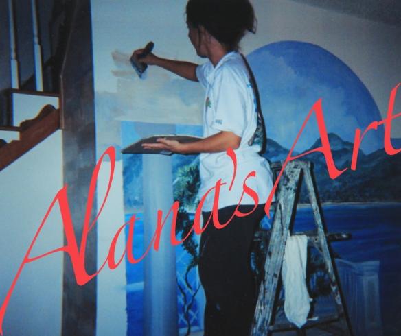 Alana's Art: Call Alana USA 910 232 5427 Email: whatfaux@aol.com
