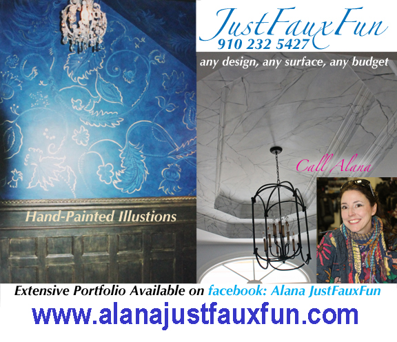 Alana Solomon-Just Faux Fun, Inc.